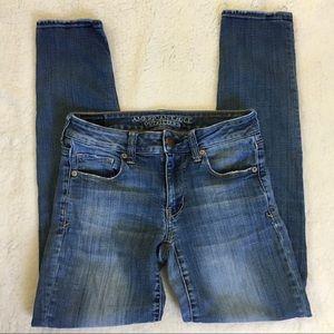 American Eagle Skinny Jeans 4